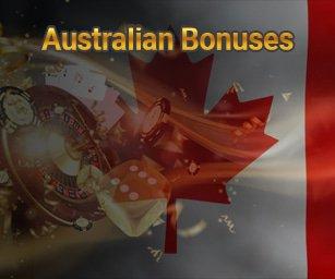 Australian Bonuses audcasinobonus.com